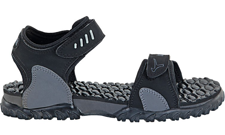 TOUCH -  SANDAL -  Navy - Grey - 07
