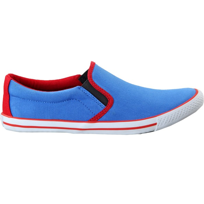 TOUCH - CANVAS -R BLUE-RED-601