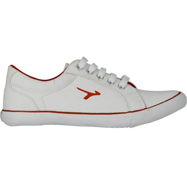 TOUCH - CANVAS -WHITE-MAROON-619