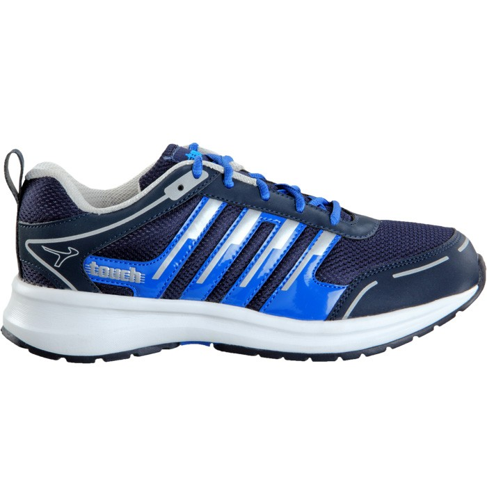 TOUCH - SPORTS -NAVY-SILVER-S BLUE-673