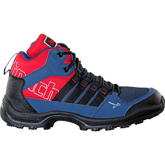TOUCH - SPORTS -BLACK- NAVY-RED-7001