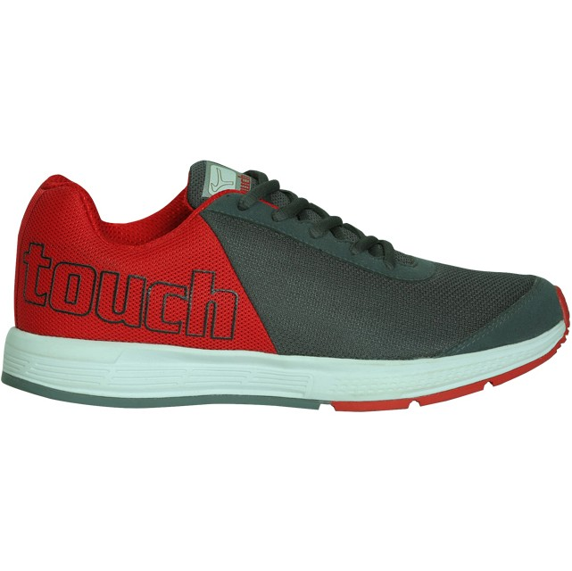 TOUCH - SPORTS -DARK GREY-RUST-758