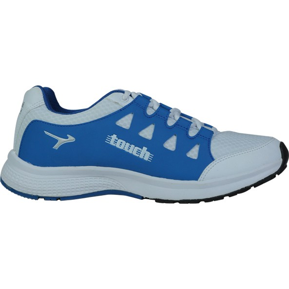TOUCH - SPORTS -WHITE- R BLUE-756