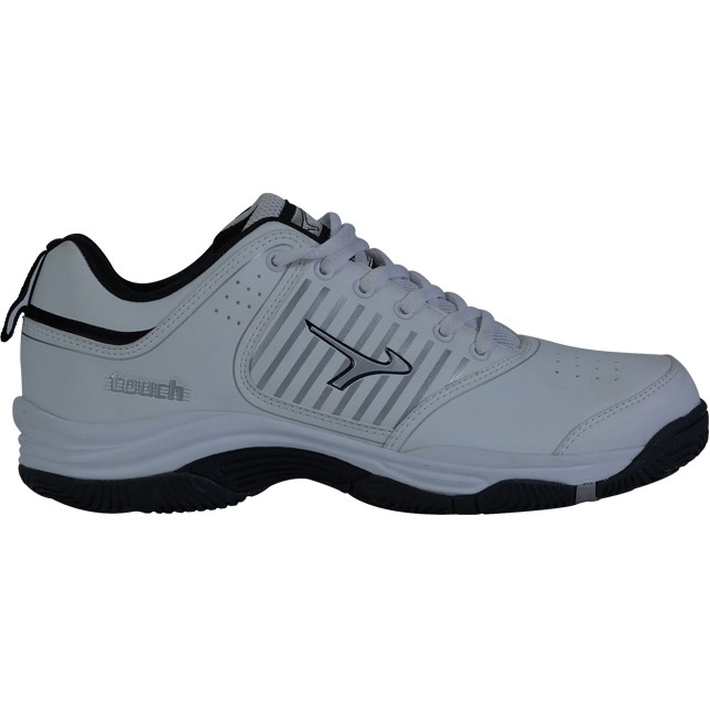 TOUCH - SPORTS -WHITE-SILVER-DARK GREY-769