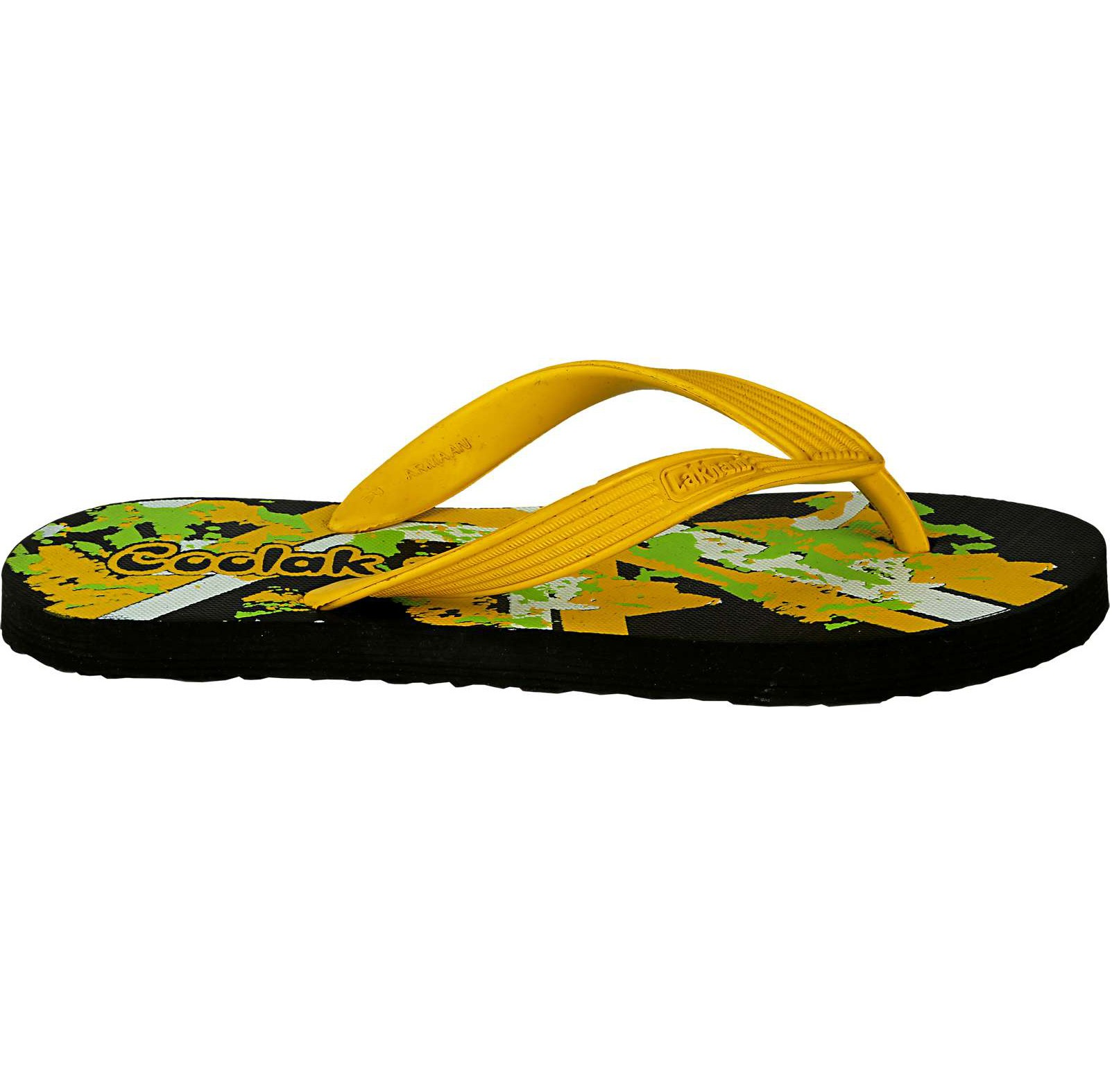 COOLAK HAWAI 851 YELLOW BLACK