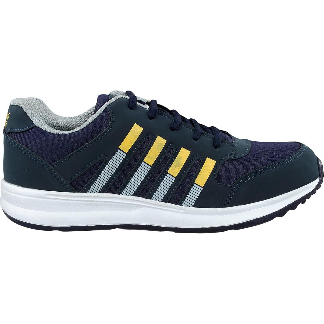 Lakhani Sports-1418-Navy/Yellow
