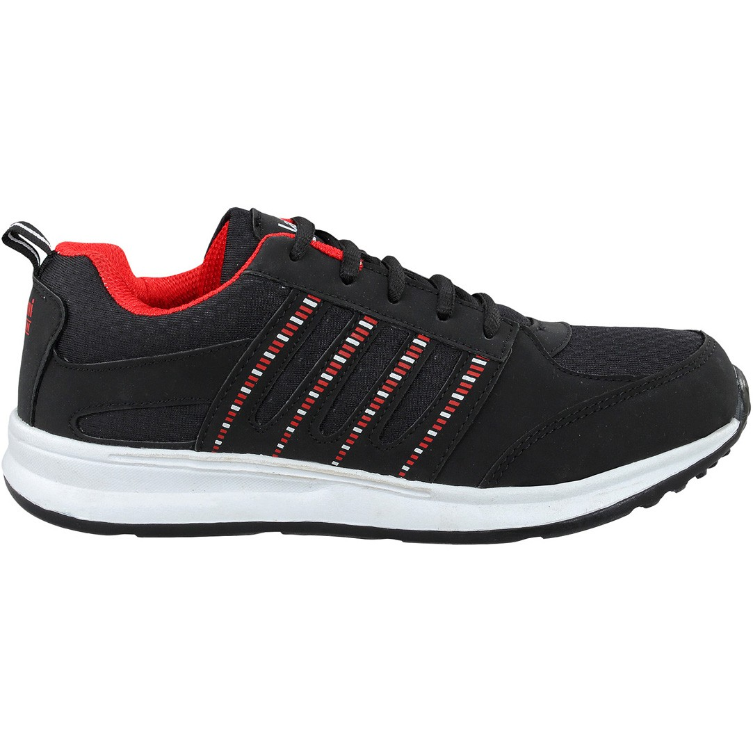 Lakhani Sports-1420-Black/Red