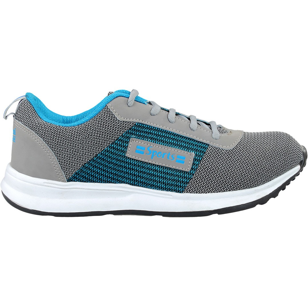 Lakhani Sports-1425-Lt Grey/S Blue