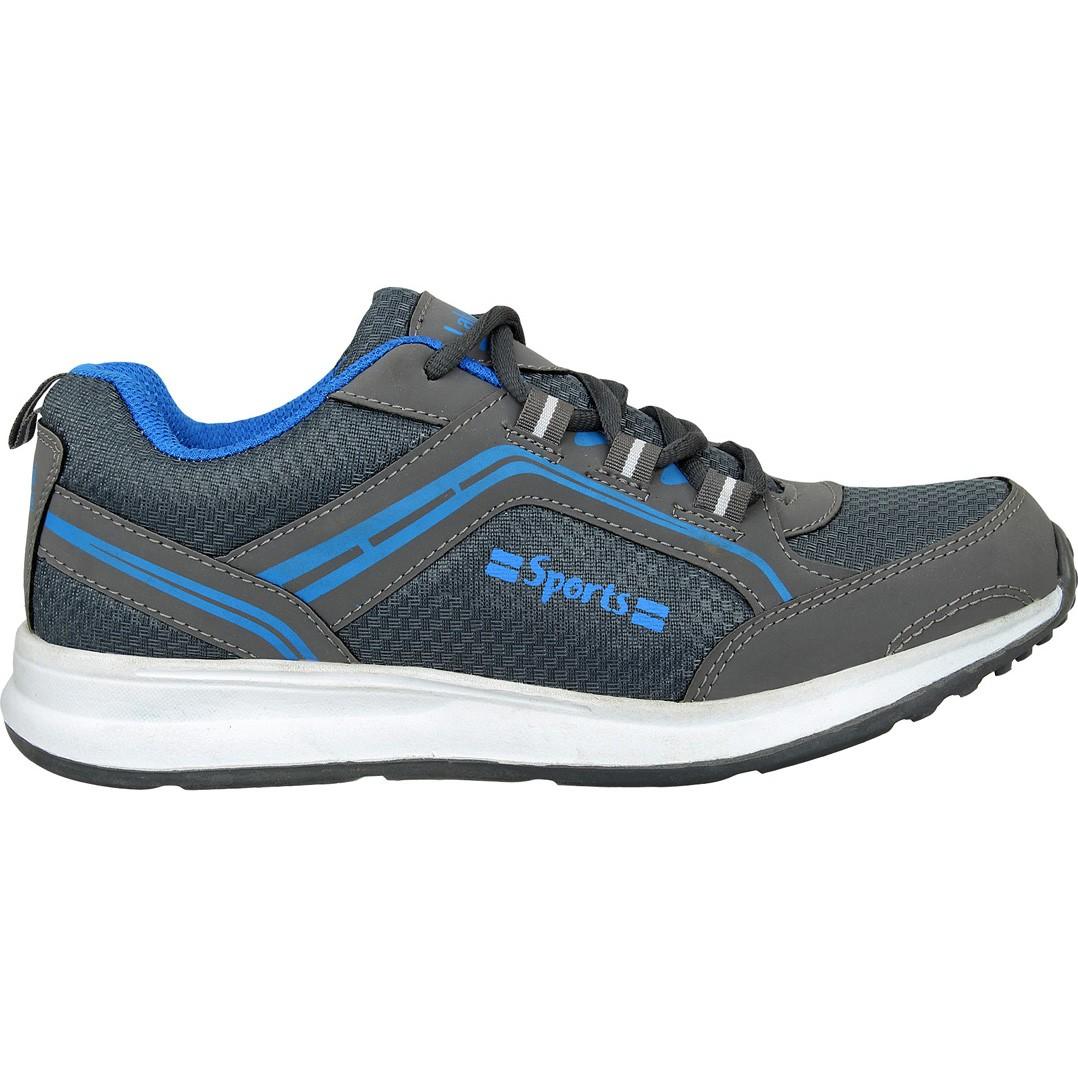 Lakhani Sports-1427-Grey/S Blue