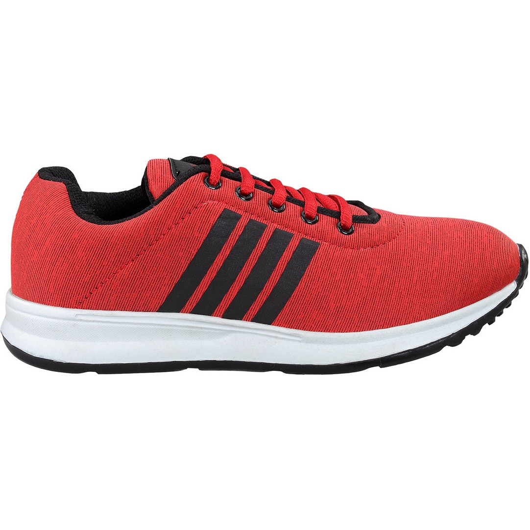 Lakhani Sports-1449-Red/Black