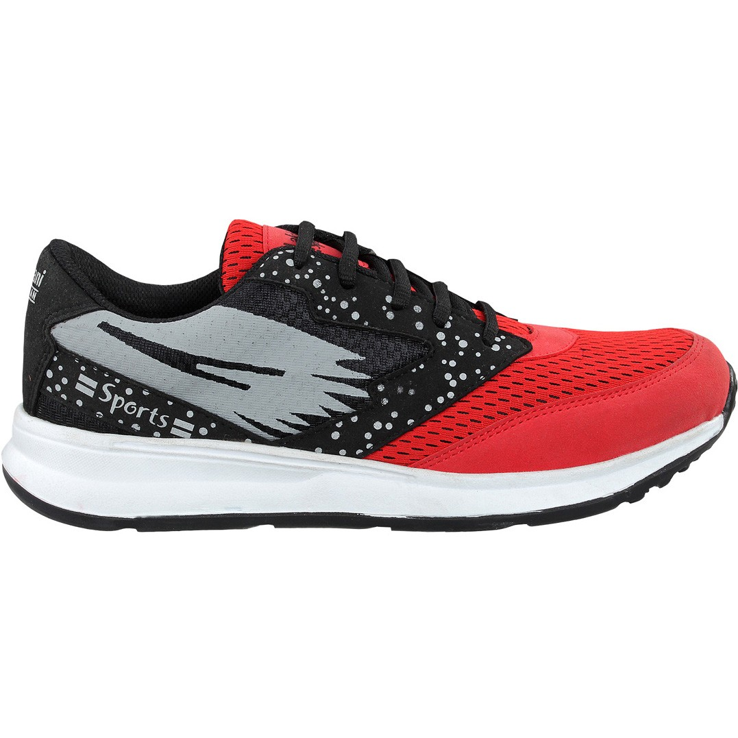 Lakhani Sports-1473-Red/Black