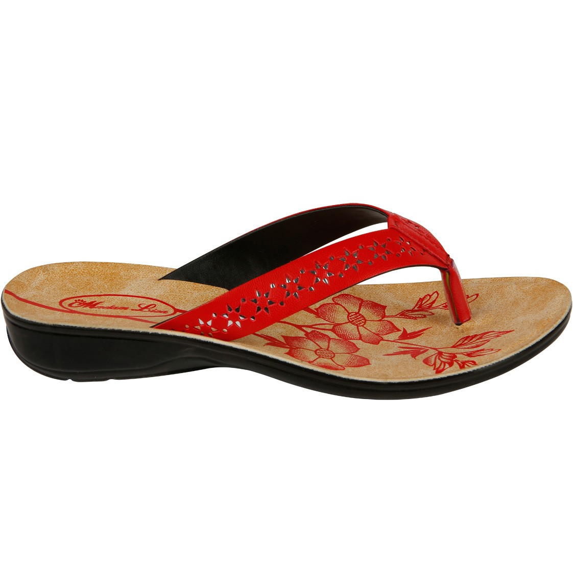 MADAM LIZA PU ART 512 RED