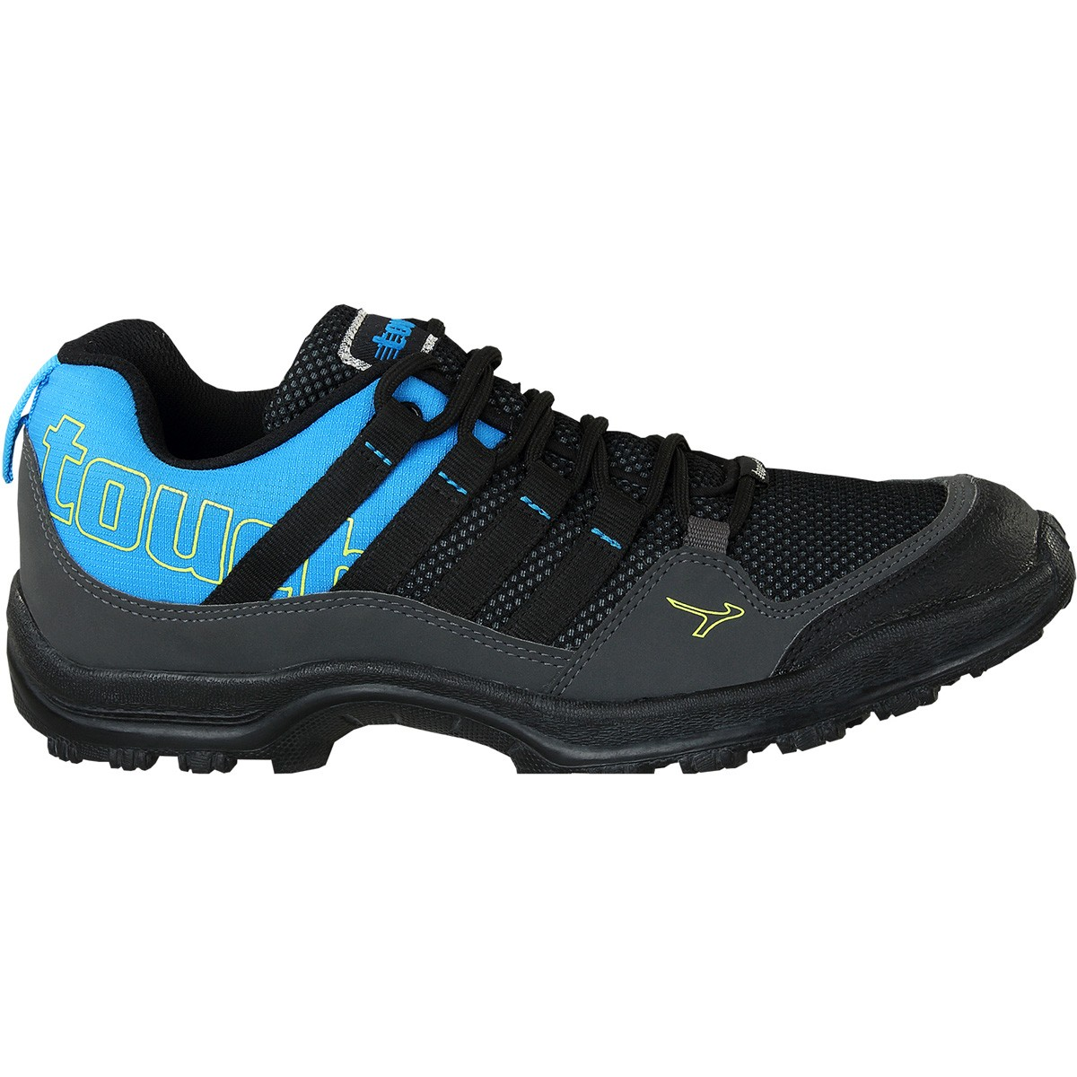 Touch-7004-Black/Grey/S.Blue