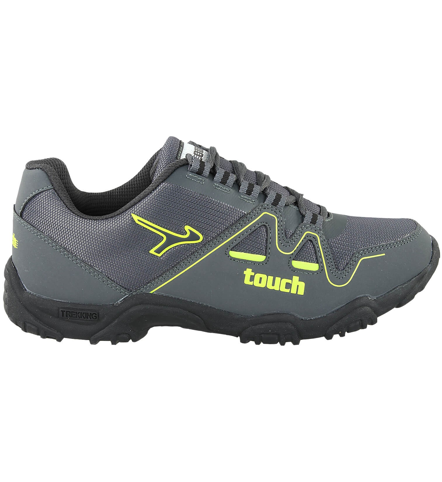 Touch-7052-DARK GREY/ELECTRIC