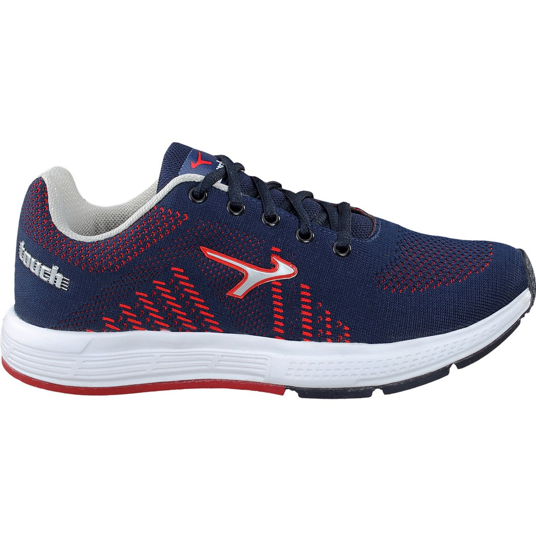 Touch Sports T-777 Navy-Red-Silver
