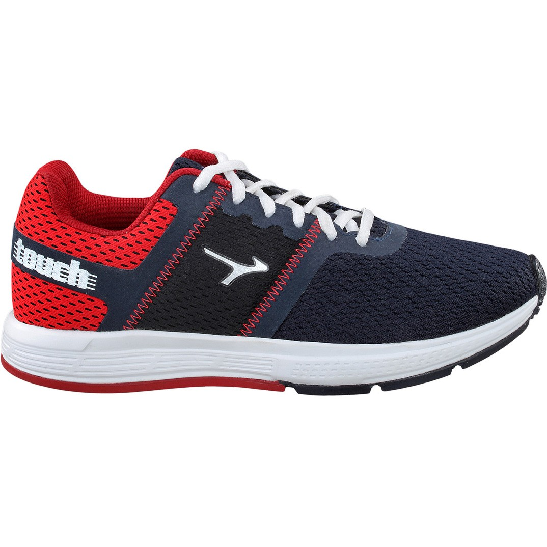 Touch Sports T-808 Navy-Black-Rust