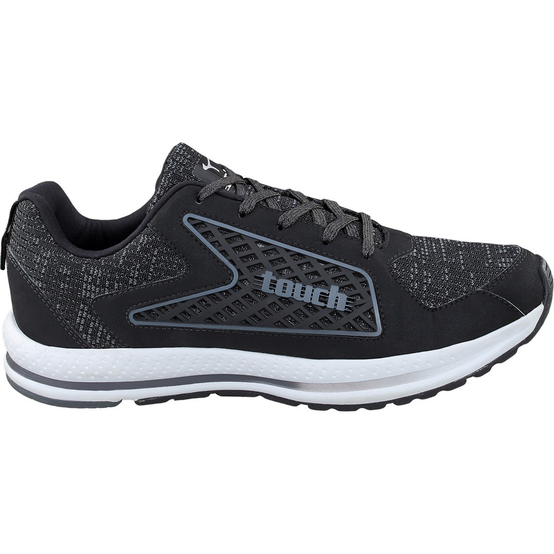 Touch Sports  T-847 Black-D Grey