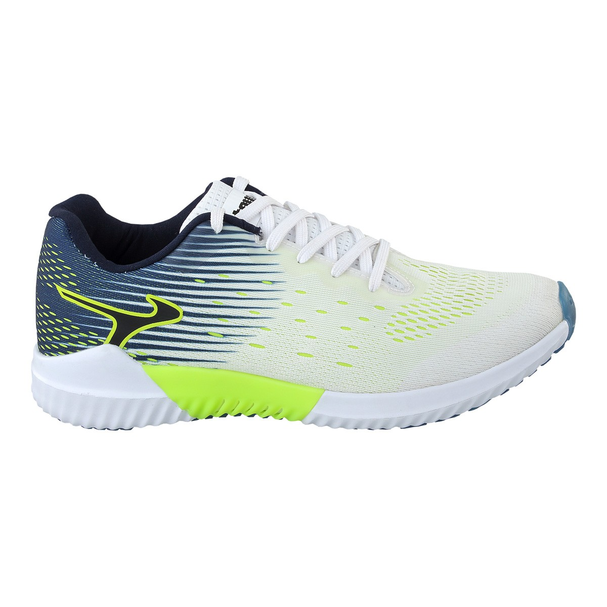 Touch-942-White/New Navy/Electricity
