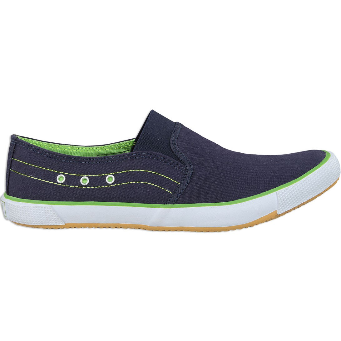 Touch Canvas 626 Navy-F Green