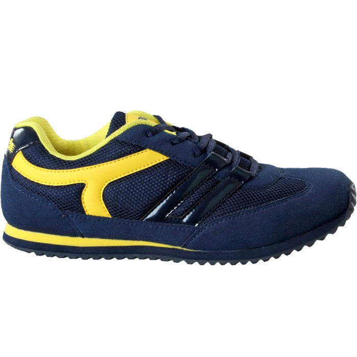 MADAM-TOUCH - SPORTS -NAVY-YELLOW-133
