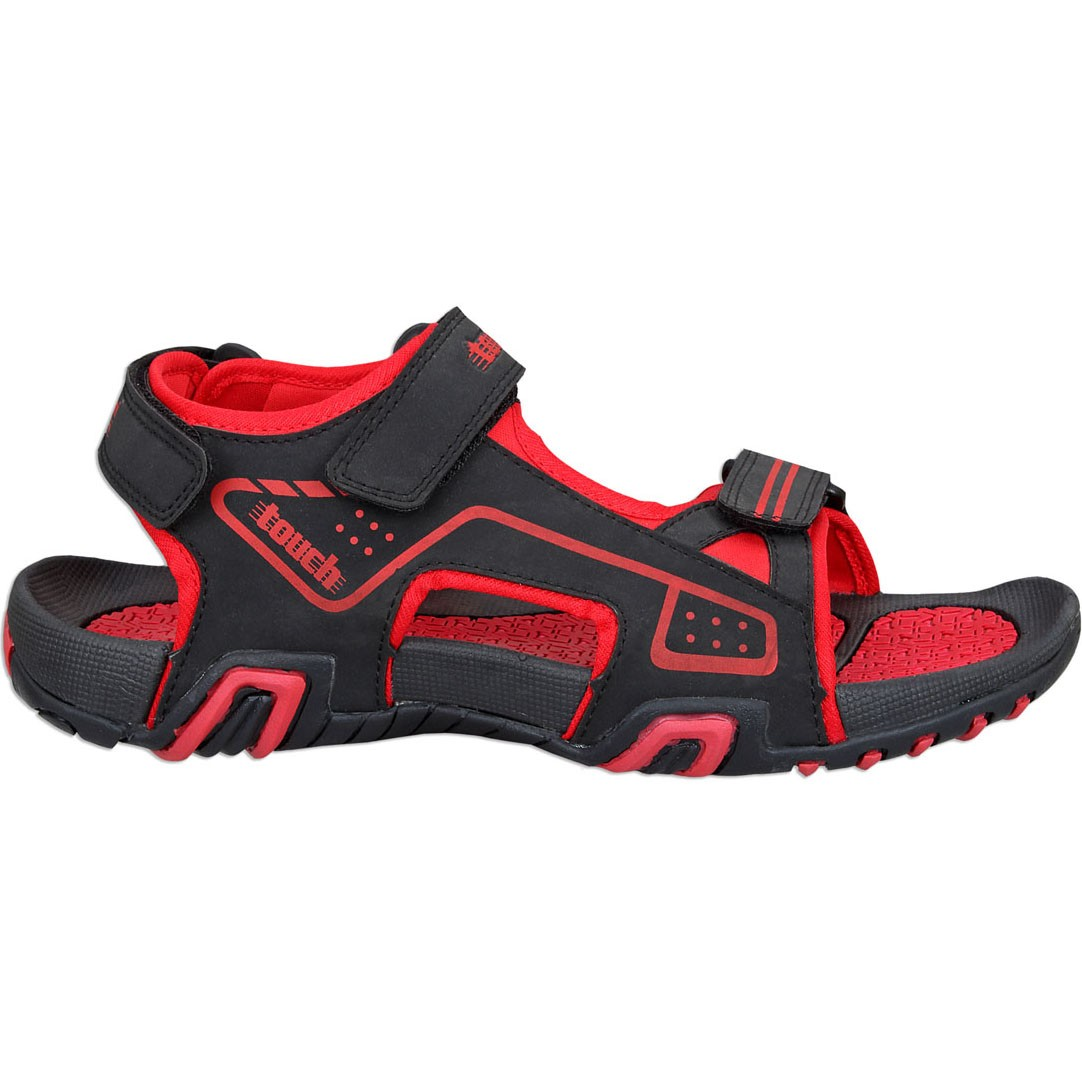 Touch P Sandal 1007 Red-Yellow
