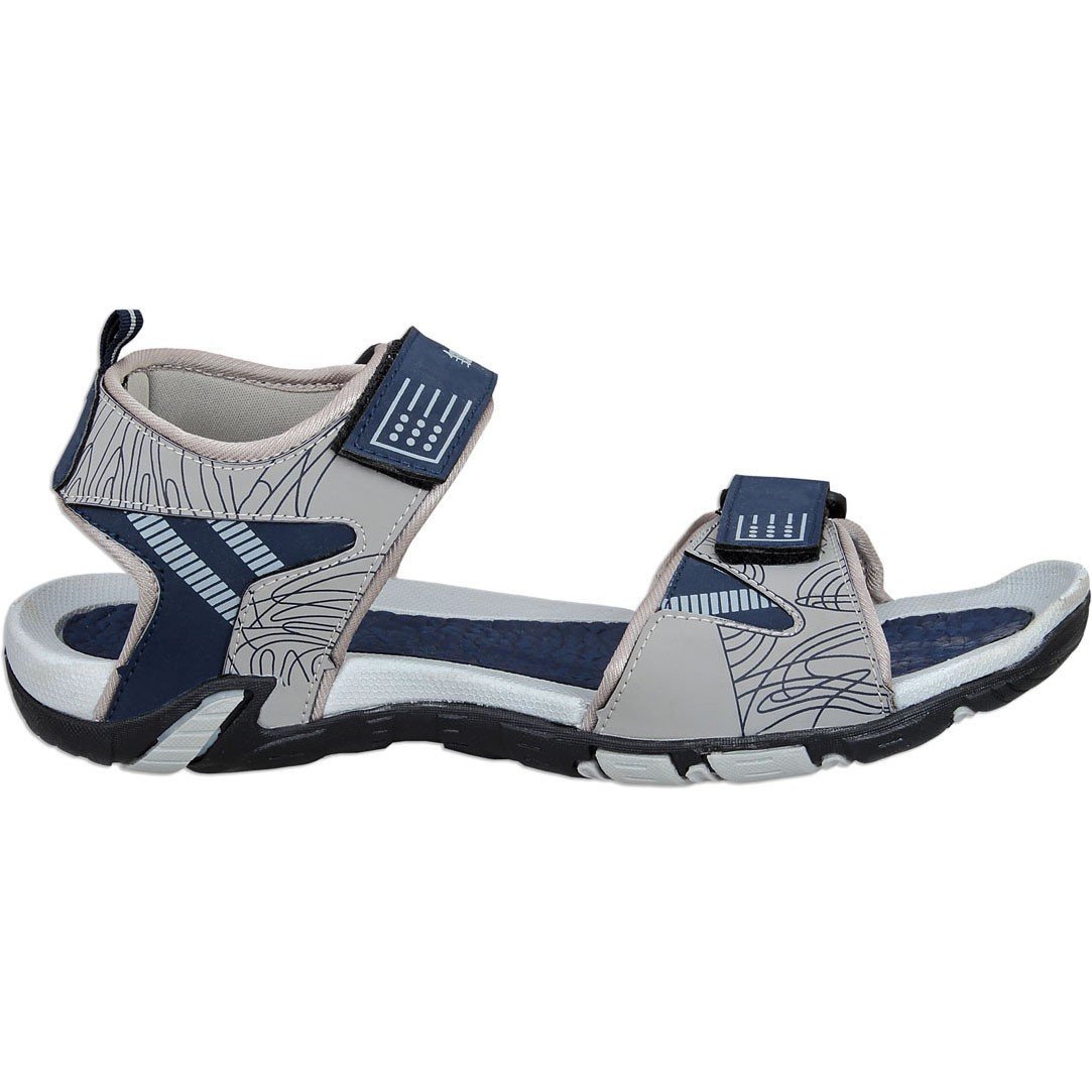 Touch P Sandal 1009 Navy-Grey