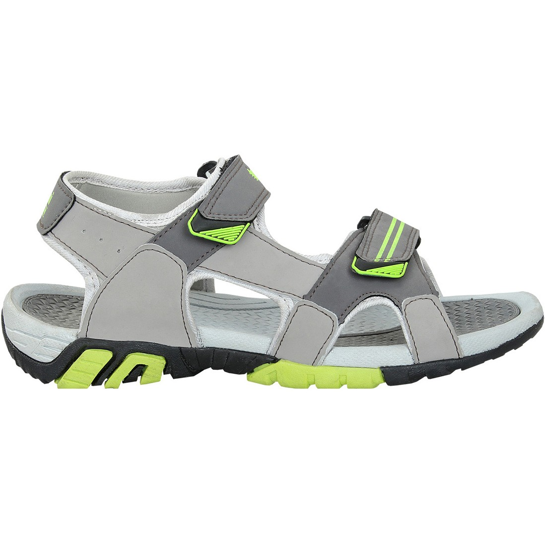 Touch Sandle-1010-D Grey/F Green