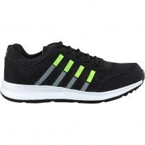 Lakhani Sports-1418-Black/P Green