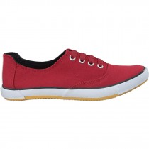Touch Canvas 605 Burgundy-Black