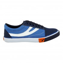 TOUCH CANVAS (M)-352-BLUE/WHITE