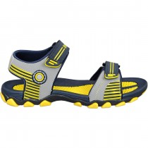 Touch P Sandal 1001 Navy-Yellow