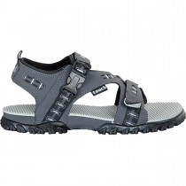TOUCH -  SANDAL -  Grey - Black - 26