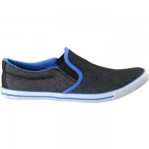 TOUCH - CANVAS -BLACK-R BLUE-601