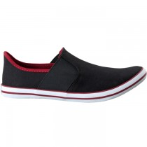 TOUCH - CANVAS -BLACK-BURGUNDY-603