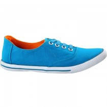 TOUCH CANVAS 605 SEA GREEN-ORANGE