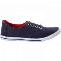 TOUCH - CANVAS -NAVY-BURGANDY-605