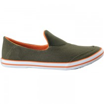 TOUCH - CANVAS -OLIVE-ORANGE-609