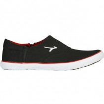 TOUCH - CANVAS -BLACK-RED-610