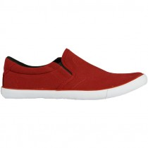 TOUCH - CANVAS -BURGUNDY-BLACK-616