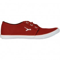 TOUCH - CANVAS -BURGUNDY-BLACK-620