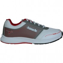 TOUCH - SPORTS -WHITE-GREY-RED-689