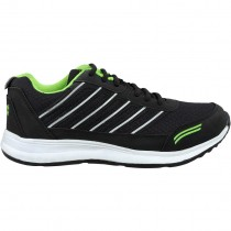 Lakhani Sports-1417-Black/P Green