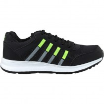 Lakhani Sports-1418-Black/P Green