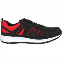Lakhani Sports-1426-Black/Red