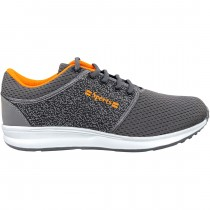 Lakhani Sports-1456-Grey/Orange