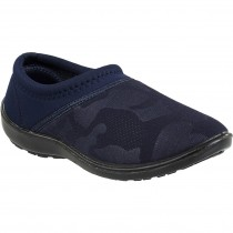 MADAM LIZA-PU-214-NAVY BLUE