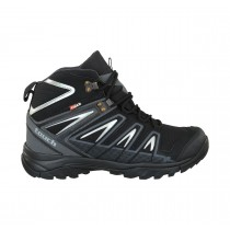 Touch-Boot-017-Black/Grey/Silver