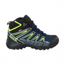Touch-Boot-017-Black/Navy Blue/Electricity