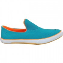 Touch Canvas 609 Sea Green-Orange