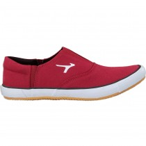 Touch Canvas 610 Burgundy-Black